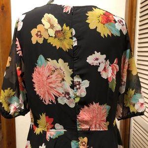eshakti Dresses - New eShatki Big Blooms 18W